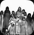 Aboriginal people of the Plains, about 1900 (MP-0000.25.532)