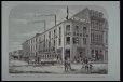 The Montreal Shoe Trade.-No.1, Messrs. Fogarty's Factory, corner St. Catherine and St. Lawrence Main Streets (M985.230.5033)