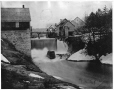 Massawippi Falls & mill, Eastern Townships, QC, about 1865 (MP-1982.157)