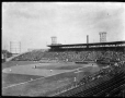 Baseball game at Delorimier Park, Montreal, QC, about 1933 (MP-1985.31.187)