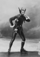 Mr. Newby in skating party costume, Montreal, QC, 1881 (II-59868.1)