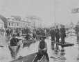 Flood, Chaboillez Square, Montreal, QC, about 1886 (MP-0000.236.9)