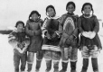 Group of Inuit children, about 1925 (MP-0000.598.67)