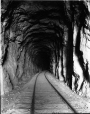 Transcontinental Railway tunnel near La Tuque, QC, 1916 (?) (VIEW-5724)